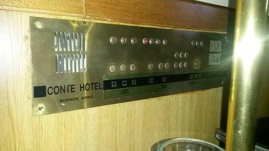 Conte Hotel: Sistema de ???