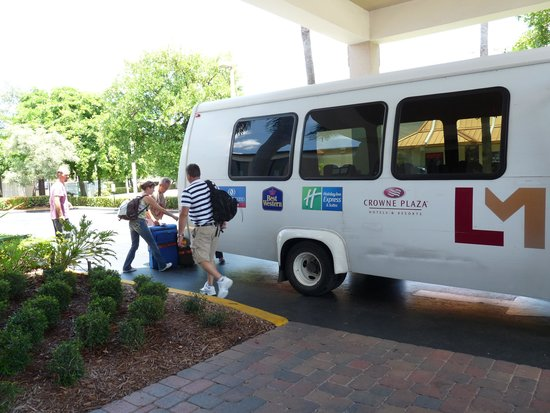 BEST WESTERN  Fort Lauderdale Airport/Cruise Port: airport shuttle