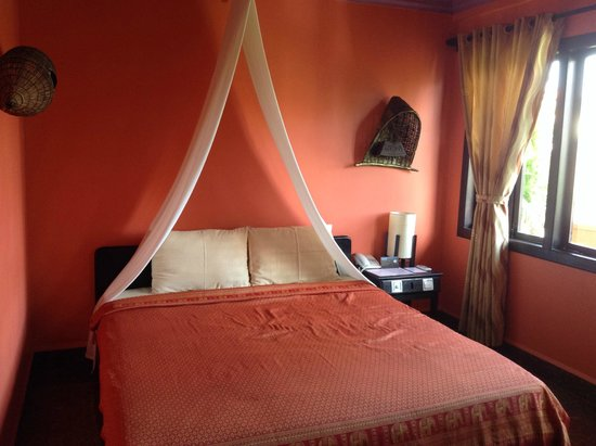 Golden Butterfly Villa: double deluxe with balcony