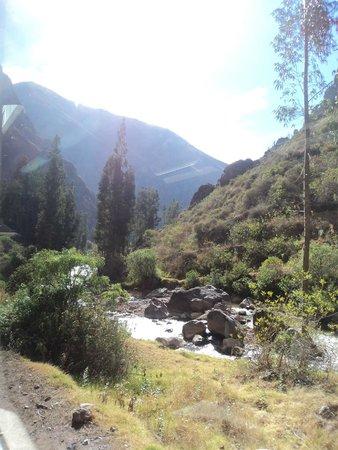 PeruRail - Expedition: Bela paisagem...
