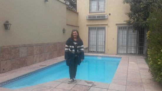 Hotel del Antiguo Convento: piscina
