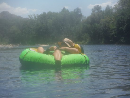 SoCal Rafting: stuck and not moving