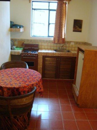 Casa Maria Elena : Cocina de estudio