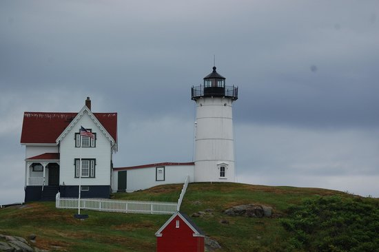 The Garrison: Nubble Light