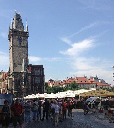 Prager Altstadt: Praça da Cidade Velha