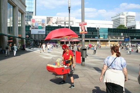 Currywurst Mobil