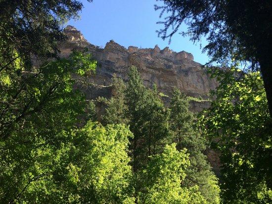 Hanging Lake Trail : amazing views