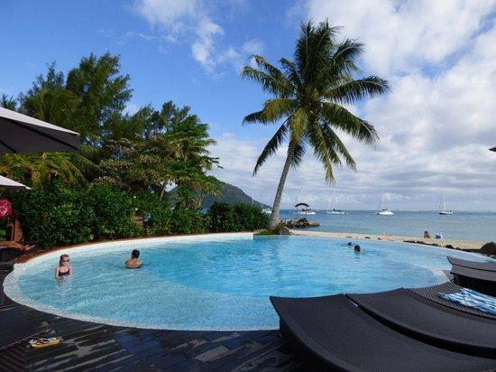 Maitai Lapita Village Huahine : pool
