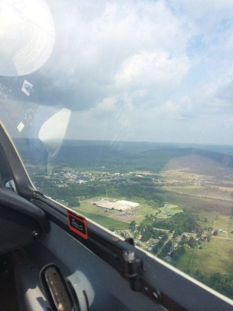 Harris Hill Soaring Center: Amazing view