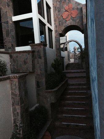 Castillo Blarney Inn: The architecture is amazing!