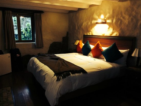 Sacred Dreams Lodge: Bedroom