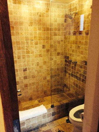 Sacred Dreams Lodge: Shower area