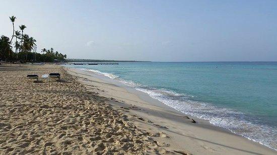 Catalonia Gran Dominicus : la plage, magnifique!