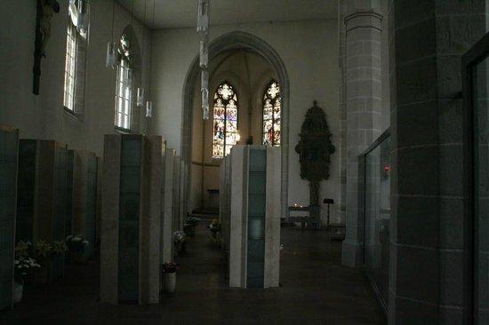 Allerheiligenkirche: Columbarium