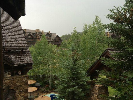 The Ritz-Carlton, Bachelor Gulch : view from room