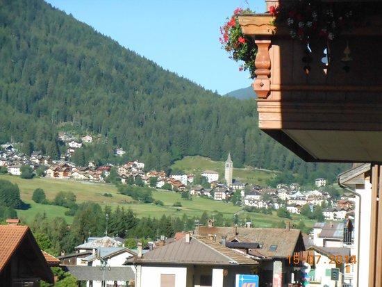 Hotel Pezzotti: panorama