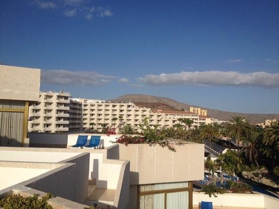 Best Tenerife: big hotel
