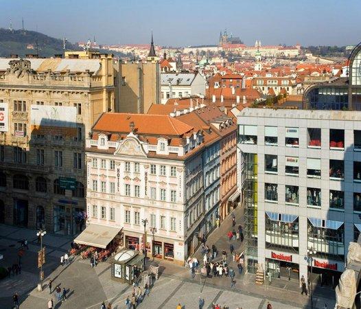 Prague Inn: hotel