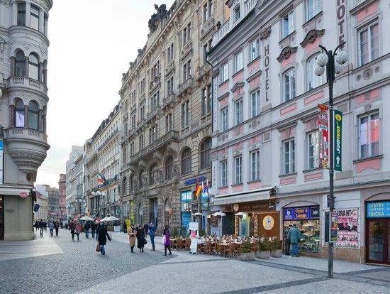 Prague Inn: hote