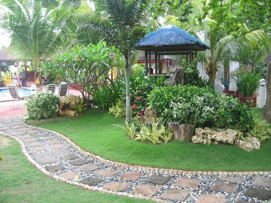 Treasures of Bolinao Beach Resort: near pool area