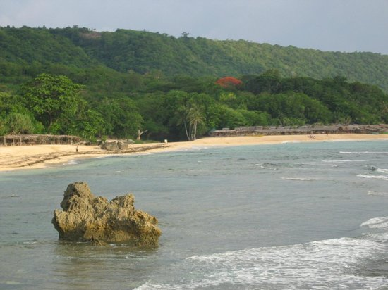 Treasures of Bolinao Beach Resort: sea