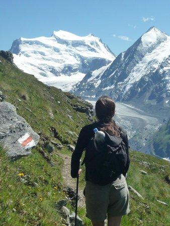 Verbier Excursions Tours: Verbier Sentier des Chamois