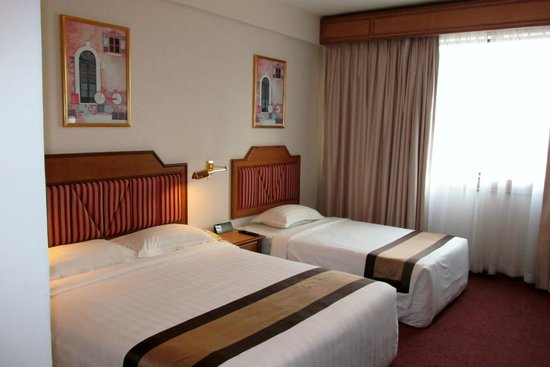 Sunway Hotel Phnom Penh: Our room