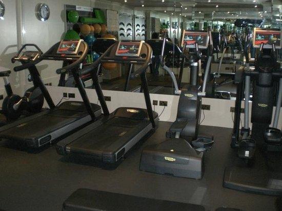 Radisson Blu Edwardian Mercer Street Hotel: Gym
