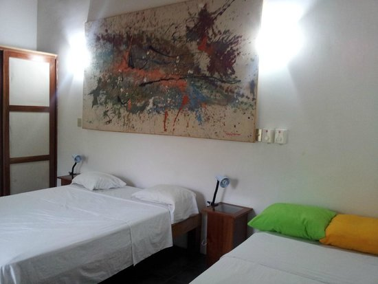 Il Padrino Hotel: Triple room
