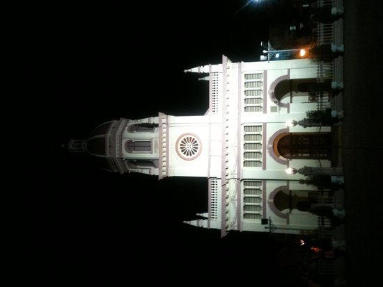 TEP Adventure: beautiful Santa Cruz cathedral