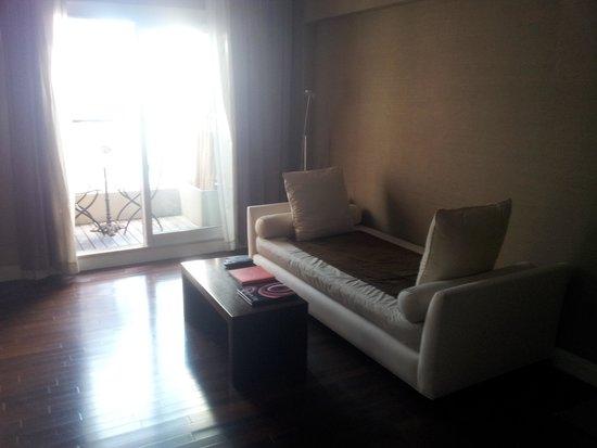 CasaSur Recoleta: Wohnbereich
