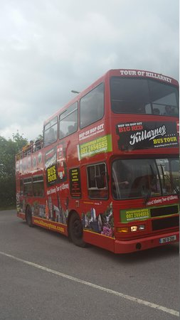 Killarney Big Red Bus Tour
