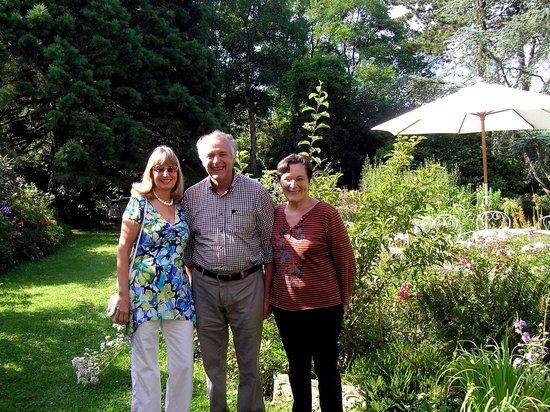 Fillievres, Frankrike: Our Lovely Hosts - Robert and Bernadette