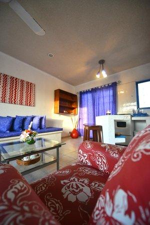 Hostelito Cozumel: Dining Room