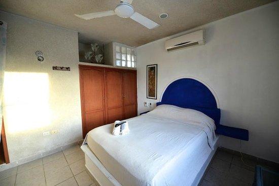Hostelito Cozumel: Bedroom