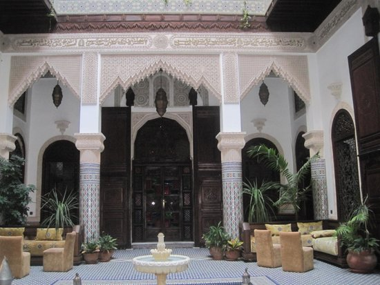 Riad Salam Fes: so serene