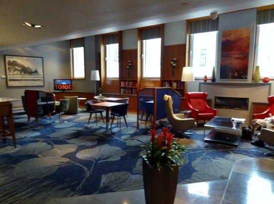 Club Quarters Hotel, St. Paul's: Lounge
