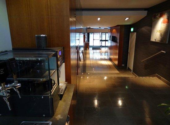 Club Quarters Hotel, St. Paul's: Lobby