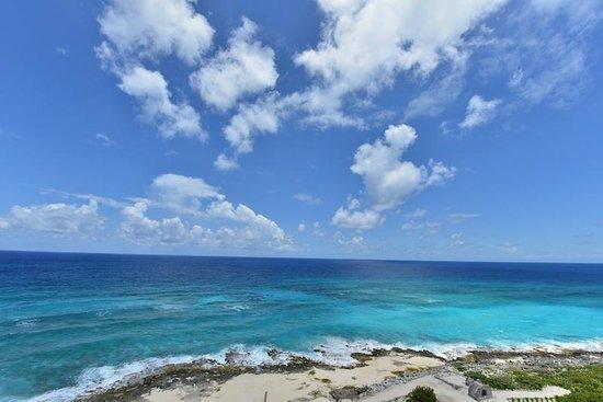 Hostelito Cozumel: The amazing ocean only a couple of blocks awat