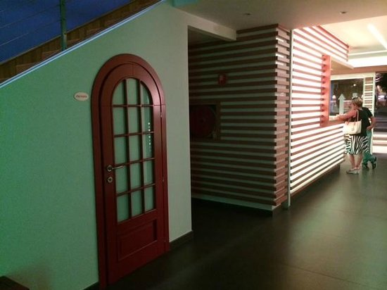 Hotel Cleofe : ingresso