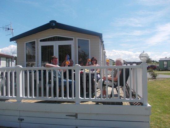 Greenacres Holiday Park - Haven: Platinum Caravan 2 Rose