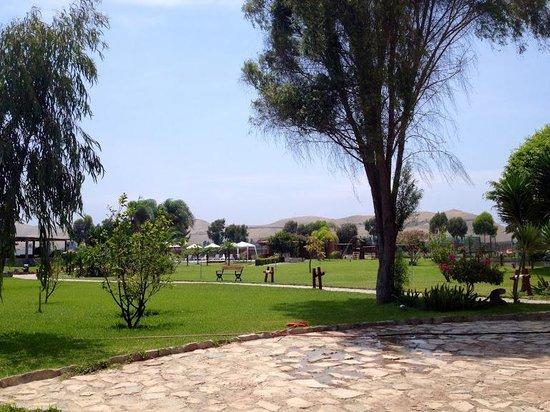 Hotel Qia Ecolodge: Panoramica