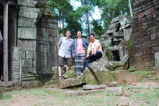 Best Angkor Guide - Day Tours: Best day of the trip