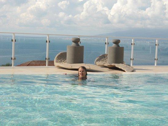 Art Hotel Gran Paradiso: Piscina