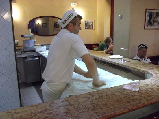 Il Giardino di Barbano : The chief doing what he does best