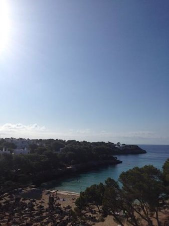 TUI BLUE Rocador : view from balcony