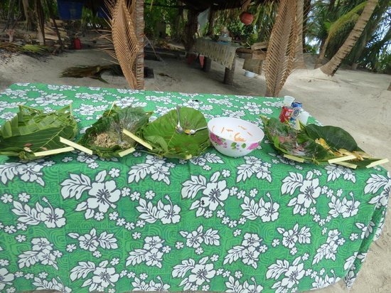 Maohi Nui : lunch