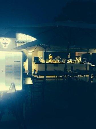 TUI BLUE Rocador: tapas bar at hotel