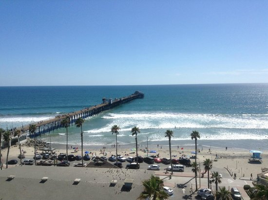 Wyndham Oceanside Pier Resort: The Pier