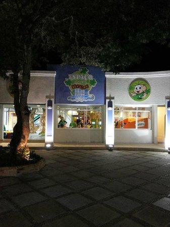 Bourbon Cataratas Convention & Spa Resort: Clubinho